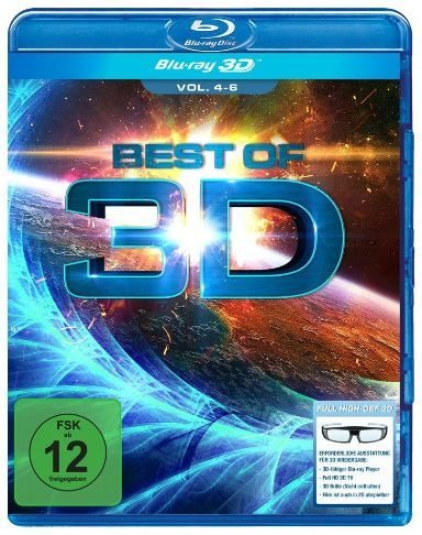 BEST OF 3D BLURAY
