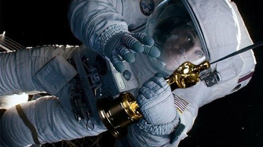 Gravity-Oscar-2014-award