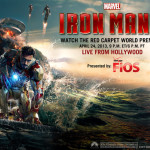 Marvel's Iron Man 3 Red Carpet World Premiere