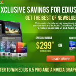 3 Days Left: Exclusive Savings for Edius Editors