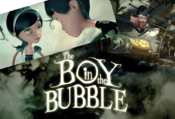 Boy in the Bubble 3D is coming to Yabazam!