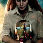 Gwyneth Paltrow Mourns Robert Downey Jr. In New Iron Man 3 Poster!