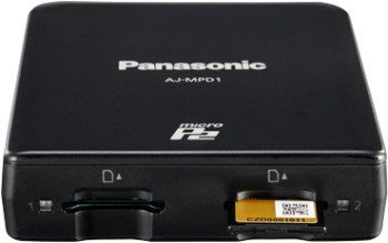 $398 rebate on Panasonic microP2 adapters