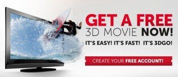 SENSIO Announces Agreement with Panasonic to Make 3DGO! Available on Their 3DTVs in the US