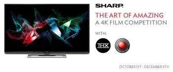 Sharp Introduces 4K Filmmaking Competition 2014