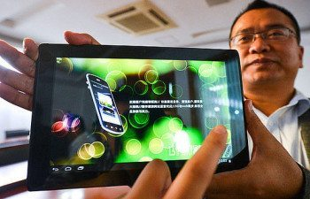 Researchers from the Shanghai Jiao Tong University (SJTU) have developed a naked-eye 3D tablet computer-glasses-free-3d