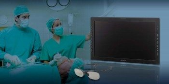 Sony strengthens medical workflow with new 3D monitor - 3dguy - MEDICA 2013