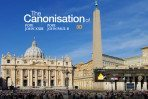 the canonisation of pope francis 3D