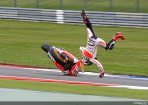 marquez_crash-MotoGP Races into 4K at Silverstone with Sony